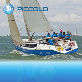 Piccolo – 11m Racing Yacht