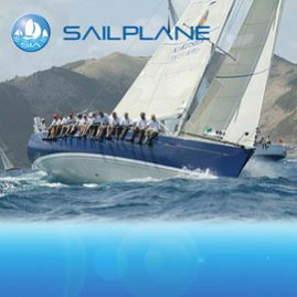 Sailplane – 14.5m Racing Yacht