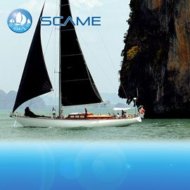 Scame – 22m Classic Yacht