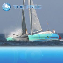 The Frog – 6 m Racing Yacht